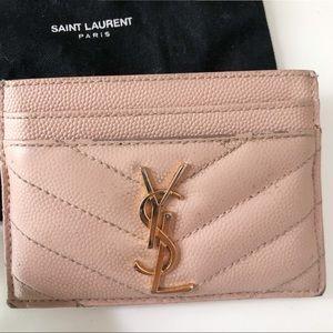 Saint Laurent Accessories - YSL Card Case
